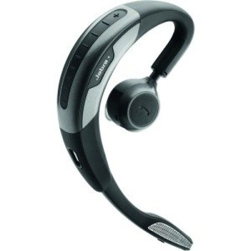 Jabra Motion Uc Wireless Bluetooth Mono Earset Over-The-Ear Outer-Ear Grey 6630-900-100