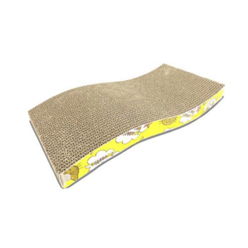 Animals Favorite Cat Scratcher Cardboard- Cat Claws Care Toy Scratcher Bed Mat,#1