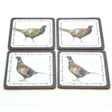 Pheasant Coasters
