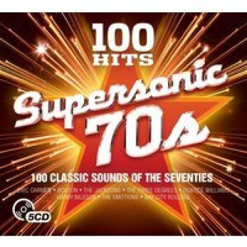 Various Artists - 100 Hits (Supersonic 70s) (Music CD) - CD