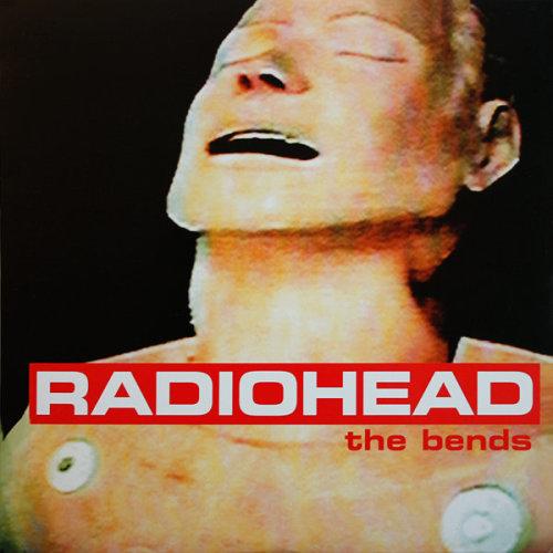 Radiohead -  The Bends   CD Album