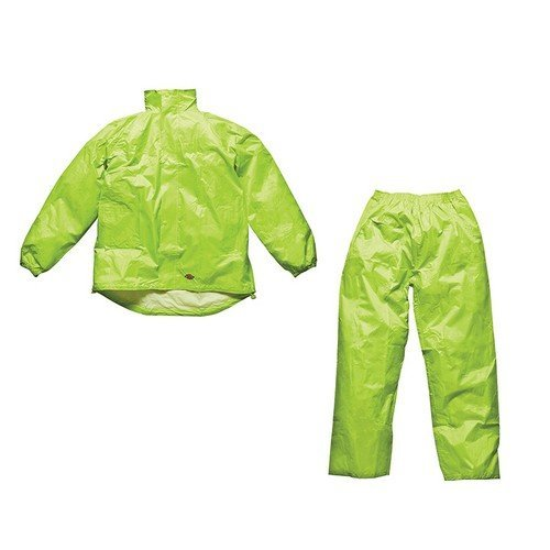 Dickies WP10050 Yellow Vermont Waterproof Suit - L 44-46in