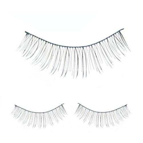 10 Pairs Handmade Natural Soft False Eyelashes Fake Eye Lash,High Quality
