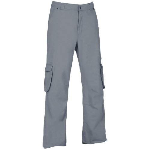 Trespass Mens Perivale Canvas Trousers