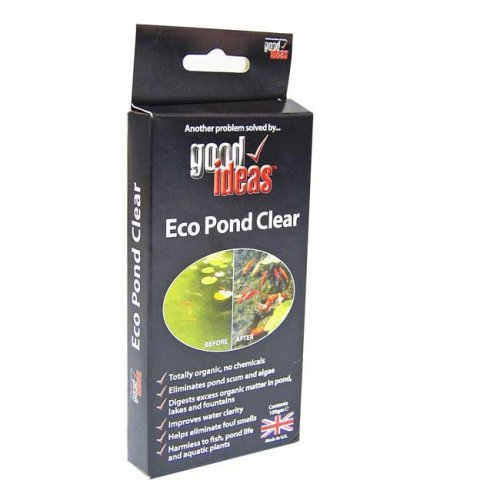Eco Pond Water Cleaner | Easylife Group | 2 Sachets