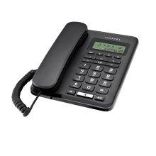 Alcatel Corded Analog Phone T50 Black