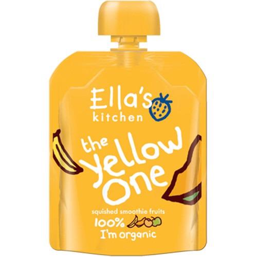 Ellas Kitchen Smoothie Fruit - the Yellow One 90g