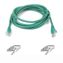 Belkin Cat5e Snagless UTP Patch Cable (Green) 3m