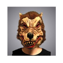 Scream Machine Wolfman Rubber Mask