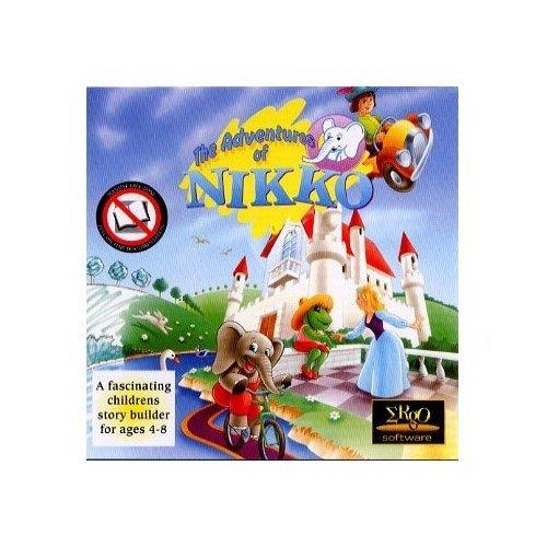 The Adventures of Nikko - Jewel Case