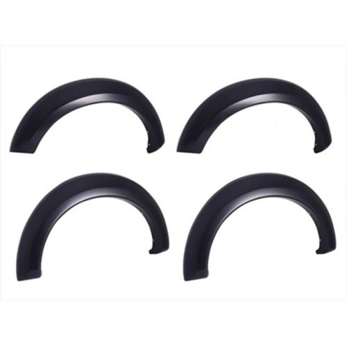 EGR 791414 Bolt-on Look Fender Flare Set of 4 No-Drill - Front And Rear