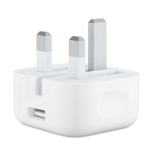 Apple MGRL2B/A Type G (UK) White power plug adapter