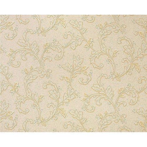 EDEM 927-31 non-woven wallpaper art fresco cream pearl-white gold | 10,65 sqm