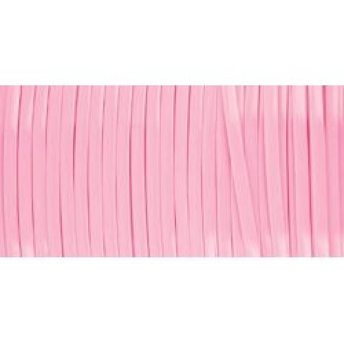 """Rexlace Plastic Lacing .0938""""X100yd-Pink"""