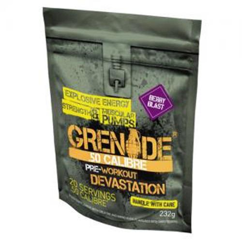 Grenade 50 Calibre Berry Blast 232g