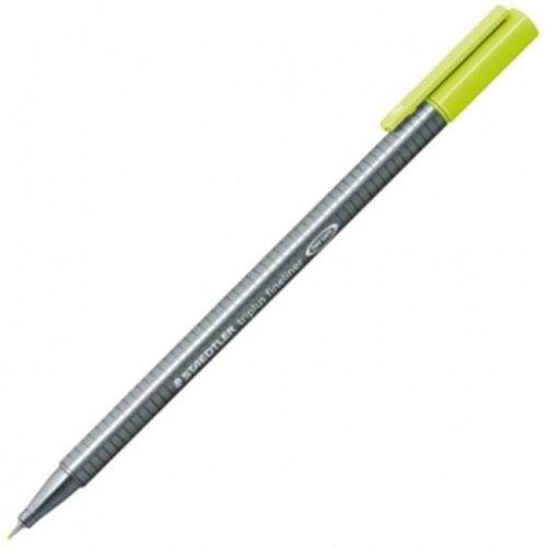 Staedtler 334-53 Lime Green Fineliner Pen