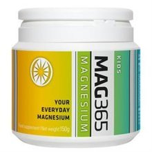 Mag365 Mag365 Kids Magnesium Supplement 150g