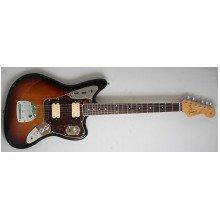 Fender Kurt Cobain Jaguar Nos (3 Tone Sunburst)