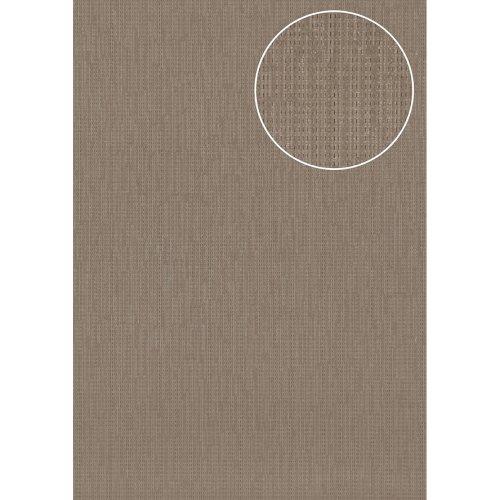 Atlas COL-527-2 Textured wallpaper shimmering blue-grey 5.33 sqm