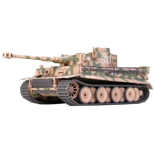 Tamiya Dickie 300032504–1: 48WWII German Sd. Kfz. 181Tiger Tank