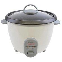 Lloytron Kitchen Perfected Automatic Non Stick Rice Cooker, 700 W, 1.8 Litre