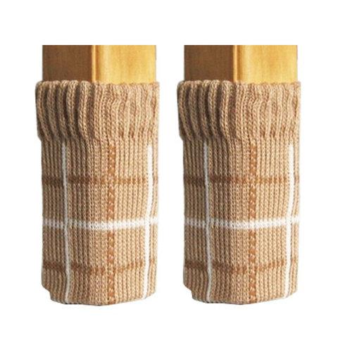 32 PCS Chair/Table Leg Pad Furniture Knit Socks Floor Protector,S