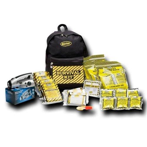MAYDAY KEC4 4 Person Economy Emergency Backpack Kit