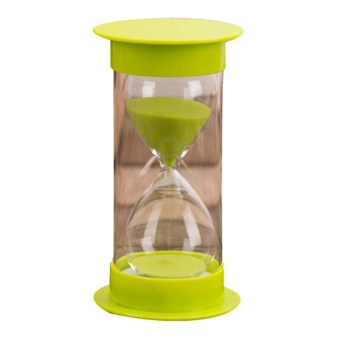 Interesting Creative Hourglass 5 Minutes Sand Glass Toys Kitchen Timer,D3