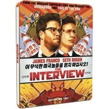 The Interview - Steelbook Case & UV Copy | 2014