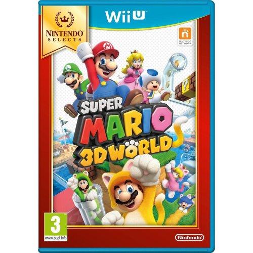 Super Mario 3D World Selects Nintendo Wii U Game