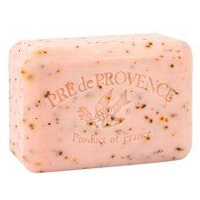 Pre de Provence Shea Butter Enriched Artisanal French Soap Bar (250 g) - Juicy Pomegranate