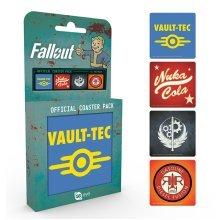 Fallout - Set of 4 Coasters