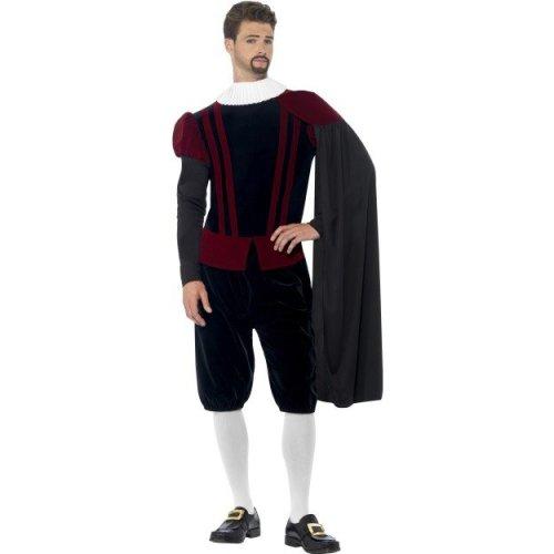 Adult's Tudor Lord Costume -