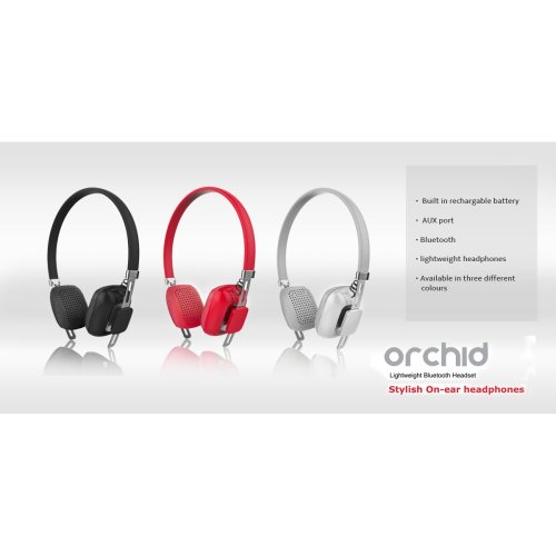 c3e1657a6f6 Psyc Orchid Bluetooth Wireless Headphones & Mic on OnBuy