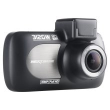 Nextbase 312GW Full 1080p HD In Car Dash Cam Camera DVR Digital Driving Video Recorder with Built-In Wi-Fi