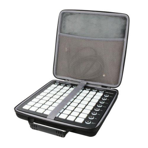 for Novtation Launchpad Mk2 Ableton Live MIDI DJ Controller Hard Case by co2CREA
