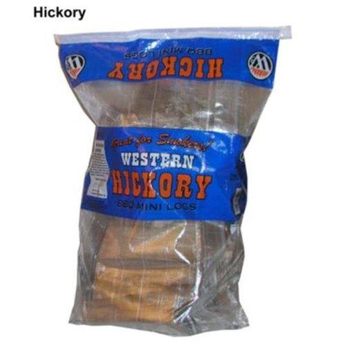 WW Wood 61251853 Western Mini-Logs - Hickory