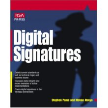 RSA Security's Official Guide to Digital Signatures