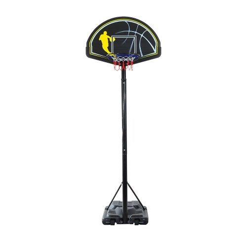 Homcom Portable Basketball Hoop | Adjustable Basketball Stand
