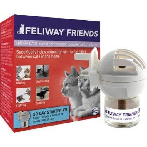 Ceva Feliway Friends Diffuser Starter Pack