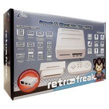 Retro Freak 12-1 Retro Games Console - Premium Edition Cyber Gadget