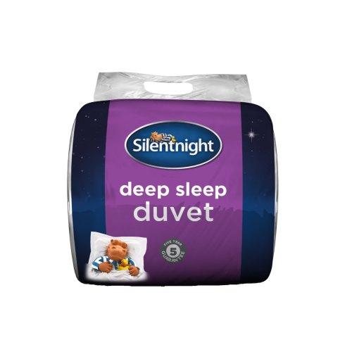 Silentnight Deep Sleep 10.5 Tog Duvet, Super King