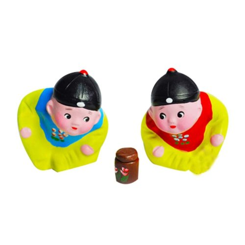 Cute Personalized Decoration Creative Chinese Clay Doll Clay Clay Sculpture