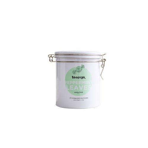 Teapigs  Peppermint Leaves Tea Tin 20 Bags