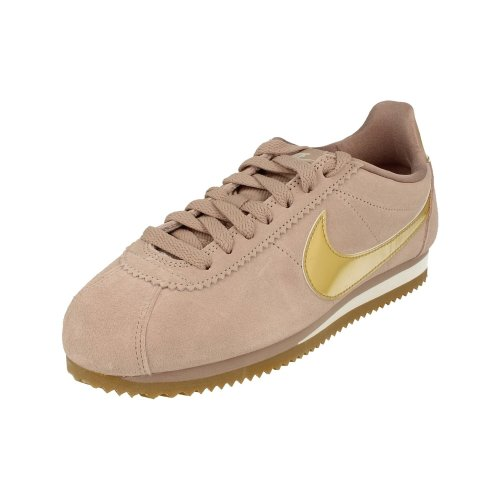 separation shoes 1e674 4719e Nike Womens Classic Cortez Se Trainers 902856 Sneakers Shoes
