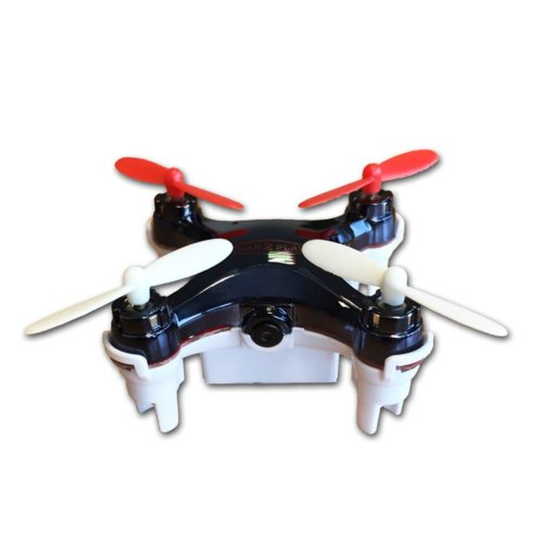Gear2Play Drone Nano Spy with Camera Kid Toy Remote Control Helicopter TR80522
