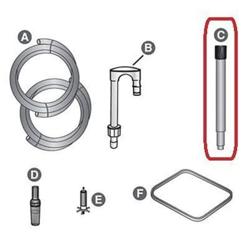 Cascade Canister Filter Parts C - Intake Tube Extension