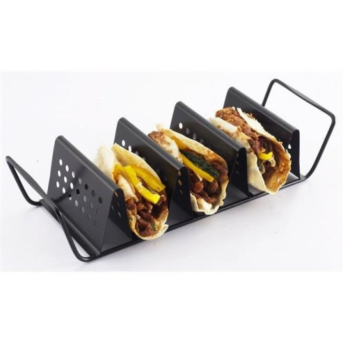 3-Taco Cooking Nonstick Grill Rack