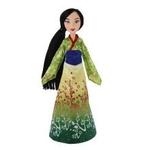 Disney Princess Royal Shimmer Mulan Doll Kids Toy