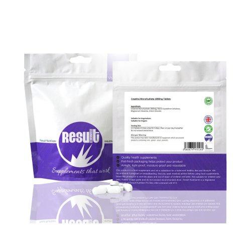 Creatine Monohydrate 1000mg - 200 Tablets